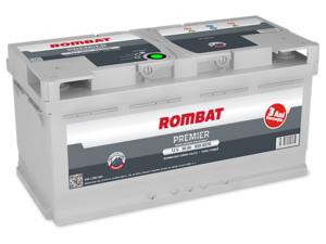 Baterie Auto Rombat Premier 12 V 90 AH 850 A 353x175x175  cod: 59023B0085