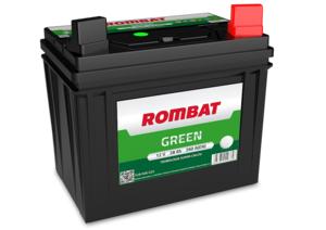 Baterie Auto Rombat Green 12 V 28 AH 230 A 197x129x190  cod: 528A00023