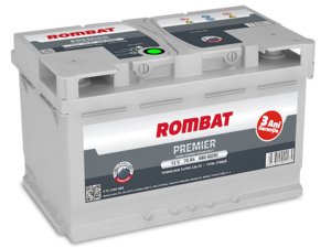 Baterie Auto Rombat Premier 12 V 70 AH 680 A 278x175x175  cod: 5702390068