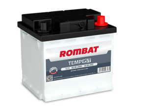 Baterie Auto Rombat Tempest 12 V 50 AH  207x175x190  cod: 550B10030