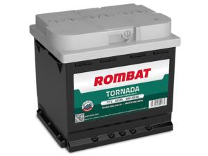 Baterie Auto Rombat Tornada 12 v 40 AH 390 A 207x175x190  cod: 5403510039