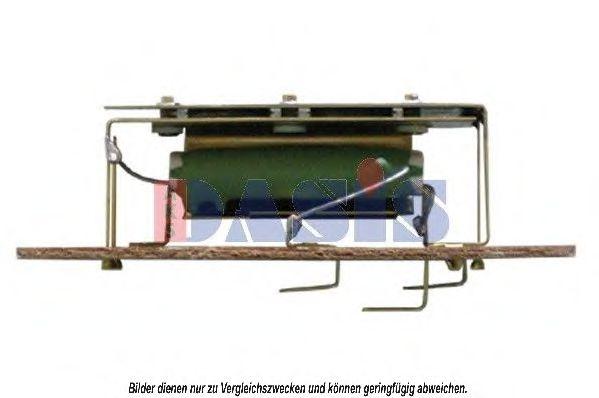 Rezistenta intrare, ventilator aer conditionat