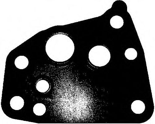 garnit etans., admisie ulei (compresor)