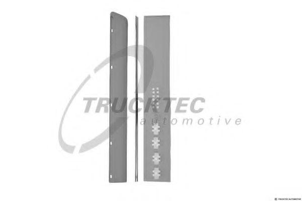 Elemente decorative/protectie, portiera