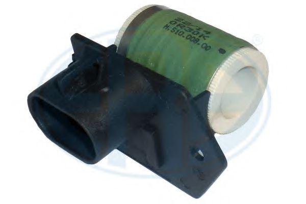 Rezistor, Electromotor - ventilator