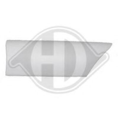 Elemente decorative/protectie, aripa