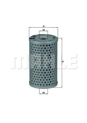 Filtru hidraulic, sistem directie