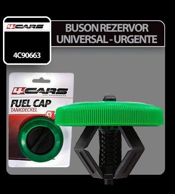Buson rezervor universal plastic pentru urgente 4Cars