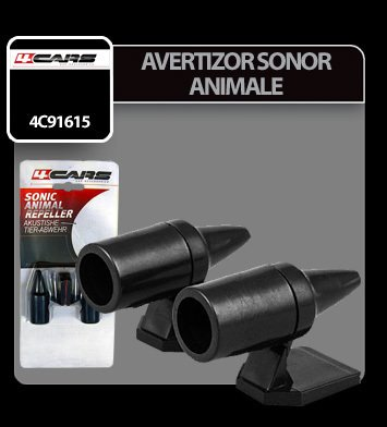 Avertizor sonor animale 4Cars