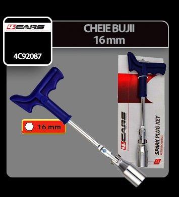 Cheie bujii 4Cars - 16 mm