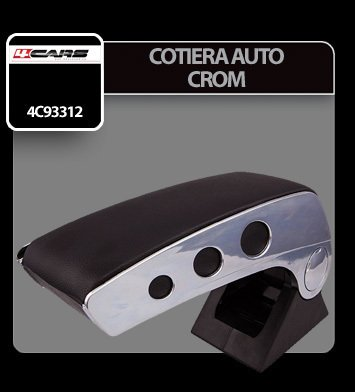 Cotiera auto crom 4Cars