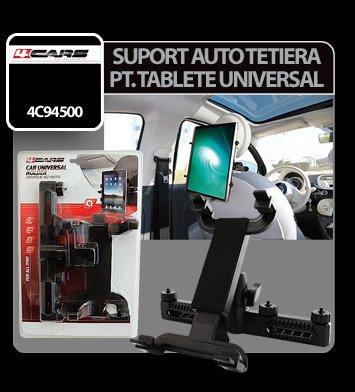 Suport auto pentru tablete la tetiera 4Cars