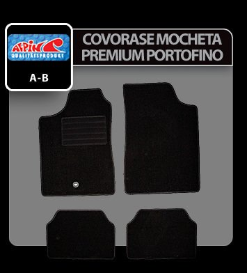 Covorase mocheta premium Portofino Alpin 4 buc - Marimea