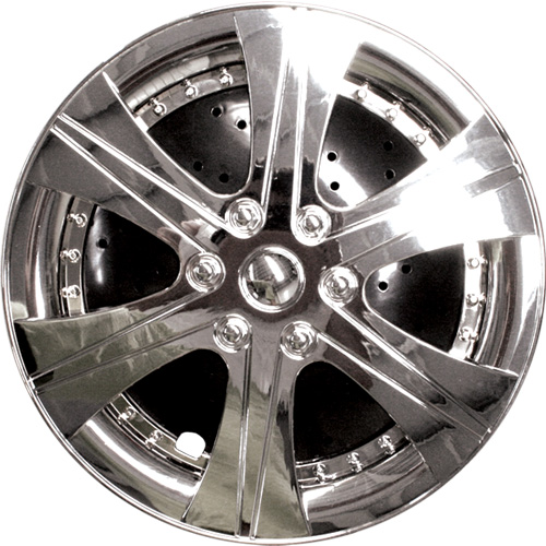 Capace roti auto Hot Style 6 chrome 4buc - 13' la 15'