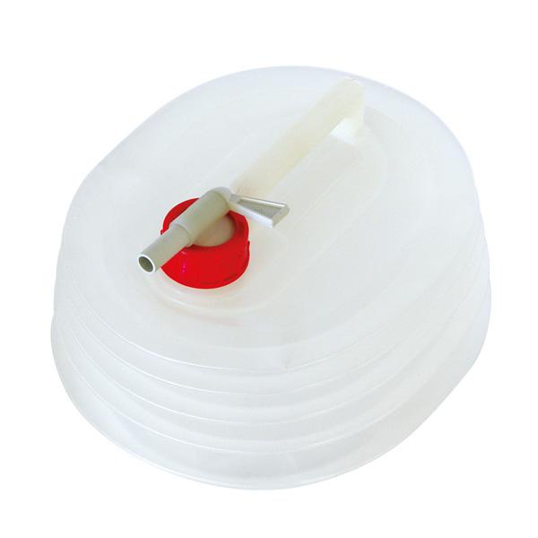 Canistra pentru apa cu robinet pliabila - 5l