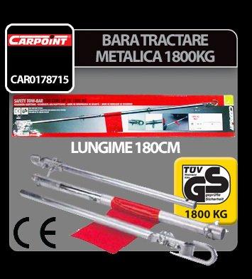 Bara tractare metalica 1800 kg