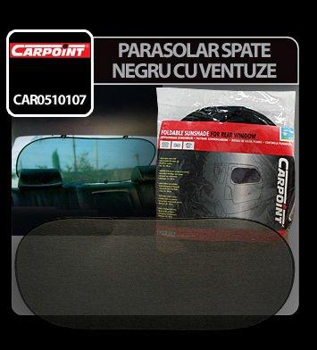 Parasolar spate cu ventuze Carpoint
