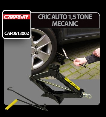 Cric auto 1,5 tone mecanic Carpoint