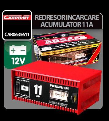 Redresor incarcare acumulator Absaar 11A - 12V