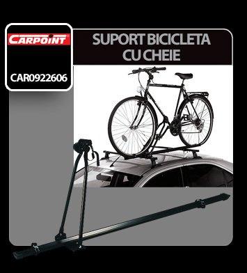 Suport bicicleta cu cheie Carpoint