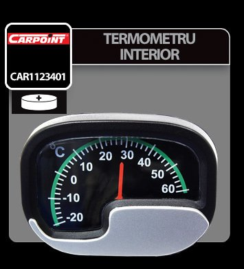 Termometru interior Carpoint