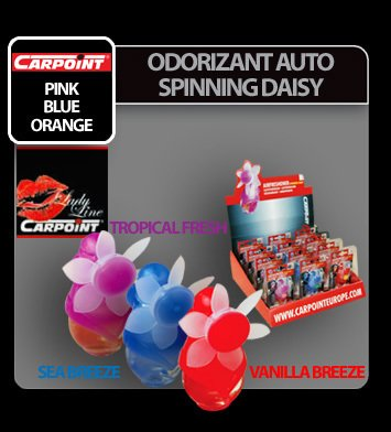 Odorizant auto Spinning Daisy - Tropical Fresh