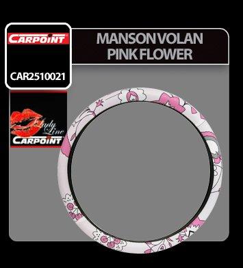 Manson volan Pink Flower
