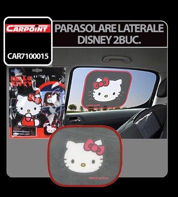 Parasolare laterale cu ventuze Disney 2buc - Hello Kitty