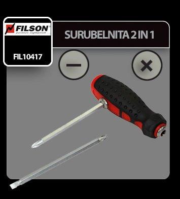 Surubelnita 2 in 1 Filson