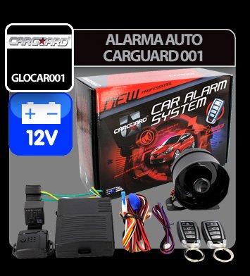 Alarma auto Carguard 001 - 12V