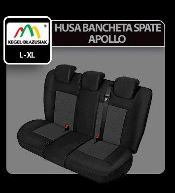 Huse bancheta spate Apollo Lux Super rear - Marimea L si XL