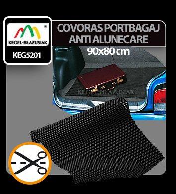 Covoras portbagaj anti alunecare Kontra 90x80 cm