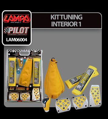 Kit tuning interior Lampa - Galben