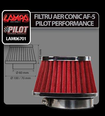 Filtru aer conic AF-5 Pilot Performance