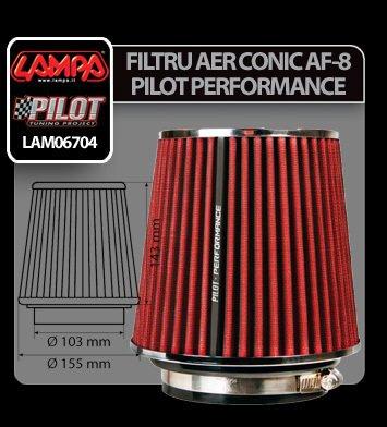 Filtru aer conic AF-8 Pilot Performance
