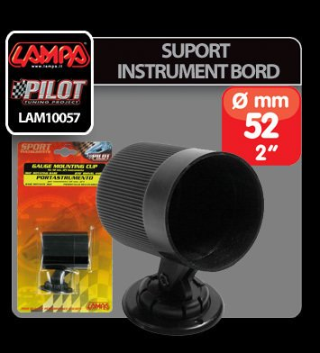 Suport instrument bord (52 mm)