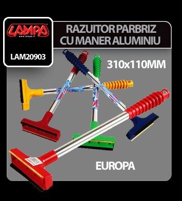 Razuitor parbriz cu maner din aluminiu Europa
