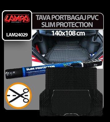 Tava portbagaj PVC Slim Protection - 140x108 cm