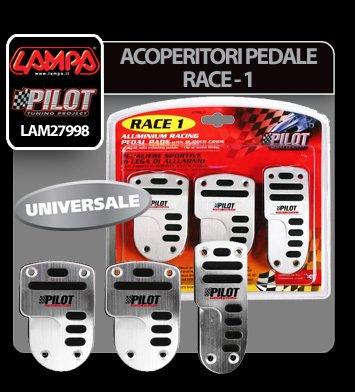 Acoperitori pedale Race 1
