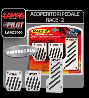 Acoperitori pedale Race 2
