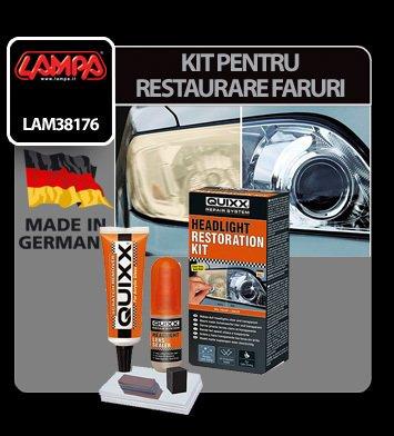 Kit pentru restaurare faruri Quixx