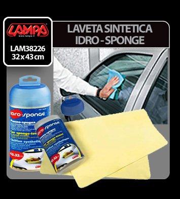 Laveta sintetica Idro-Sponge 32x43 cm