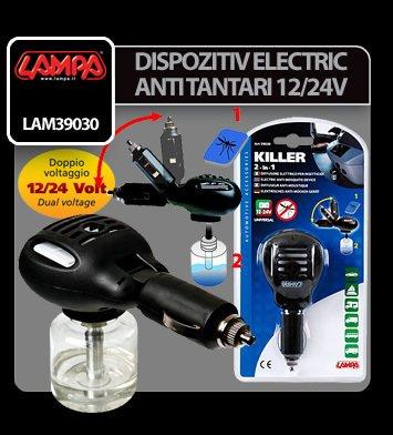 Dispozitiv electric anti tantari, 12 / 24V