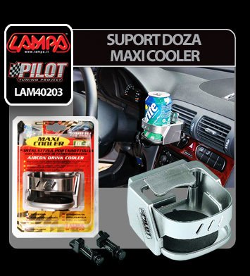 Suport doza, pahar Maxi Cooler