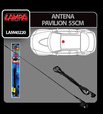 Antena pavilion Lampa - 55 cm