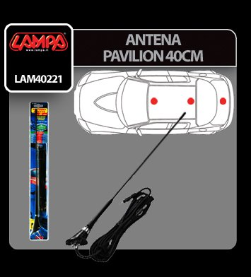 Antena pavilion Lampa - 40 cm