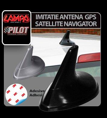 Imitatie antena GPS Satellite Navigator - Negru