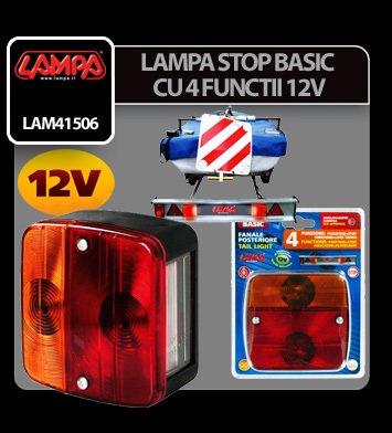 Lampa stop basic cu 4 functii 12V