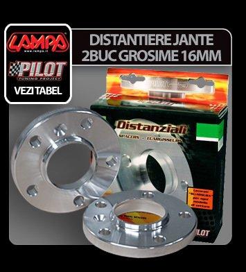 Distantiere jante 2buc 16mm - A24