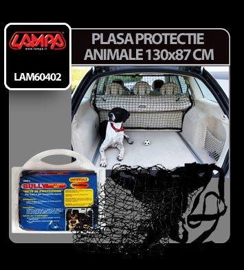 Plasa protectie animale/bagaje 130x87 cm - Bully